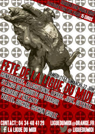 Fête de la Ligue du Midi 2014