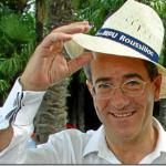 Christian Bourquin, président de région
