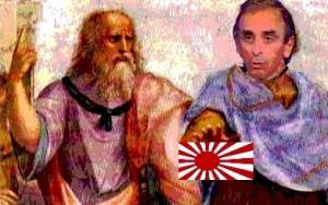 Zemmour, Aristote et le Japon