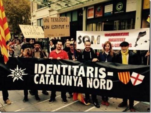 """""""Correllengua"""" Perpignan: une manifestation dévoyée par des voyous d'extrême-gauche"""