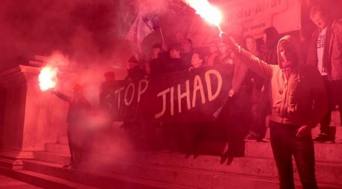 La Ligue du Midi sur le terrain face aux jihadistes !