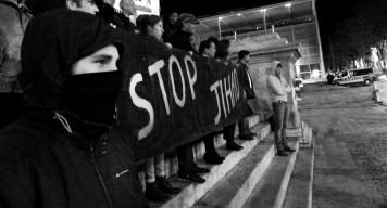 Action anti jihadistes à Nîmes
