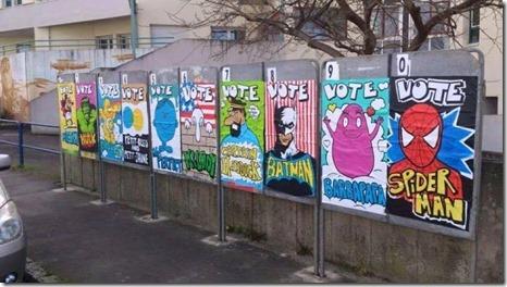 Votez...