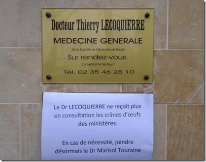 Docteur Lecoquierre