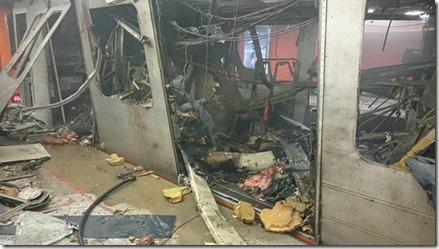 Auto-censure des médias belges sur les manifestations pro-jihadistes suite aux attentats du 22 mars à Bruxelles