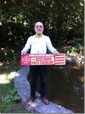 """Fier de notre Identité je vote pour  """"Occitanie-Pays-Catalan"""""""