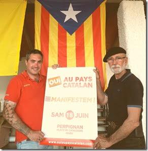 Consultation sur le « nom » de la région : Som i serem catalans…