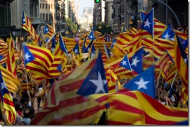 Catalogne : le référendum pour l'indépendance suspendu par le Tribunal Constitutionnel espagnol