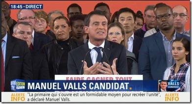 Langue catalane: Valls, un renégat au service de la République jacobine