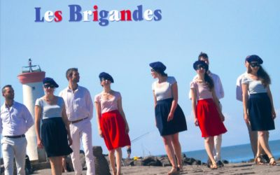 Les Brigandes – Aidez la France : Un hymne pour la résistance
