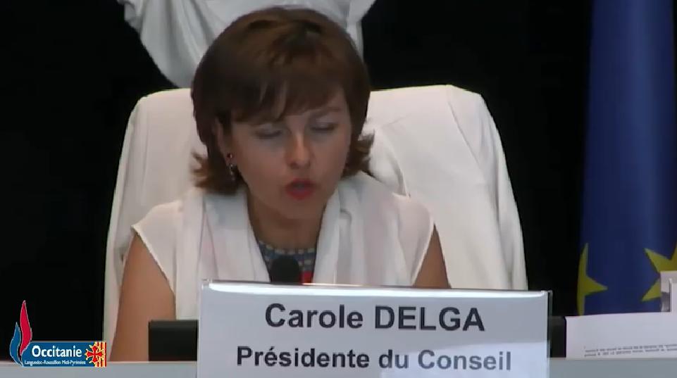 Carole Delga… Trop tard !!!