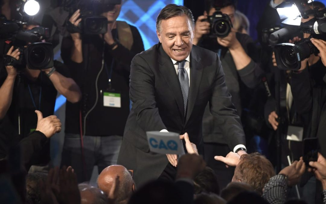 Grâce à la question migratoire, les populistes remportent les élections au Québec !