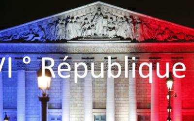 Le peuple de France s'est spontanément décanté et en appelle à une VIème République