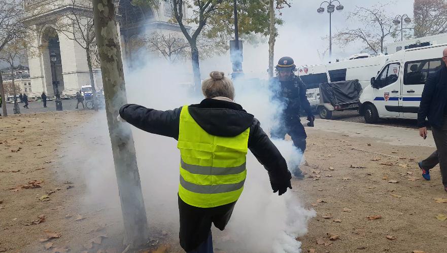Entêtement du pouvoir – violences policières : le cap de tous les dangers