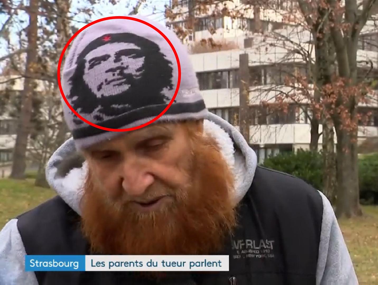père Cherif Chekatt Che Guevara