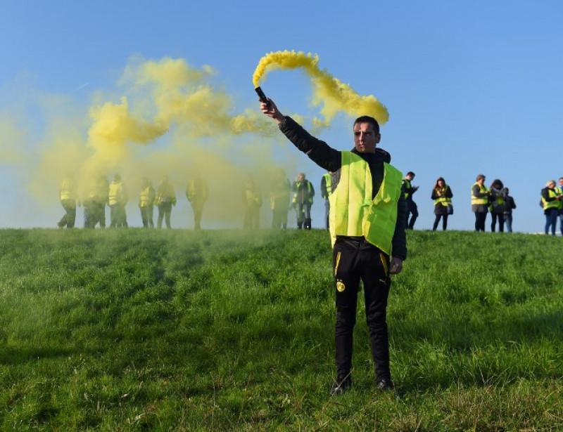 Gilets jaunes et justice écolo : c'est nouveau, ça vient de sortir !!!