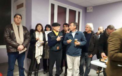 Vœux de Richard Roudier à Béziers -à l'assaut du grand débat national-