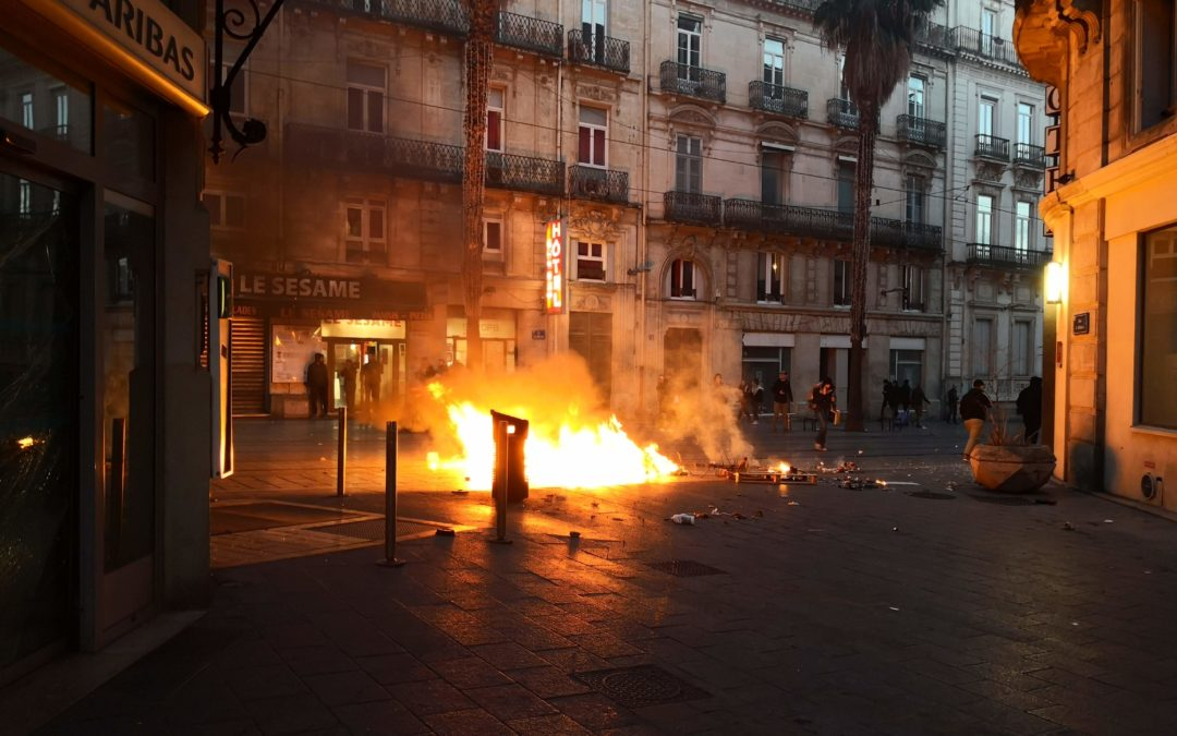 Loi « anti-casseurs » : France, tes libertés foutent le camp