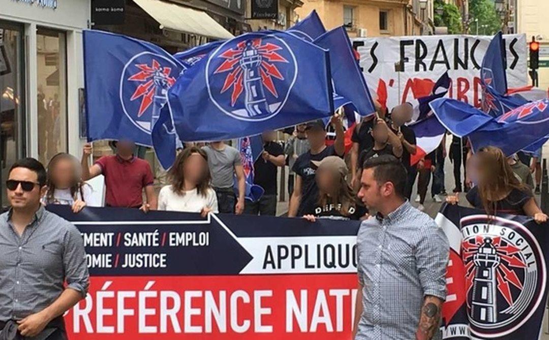 La Ligue du Midi solidaire du Bastion Social contre l'infamie