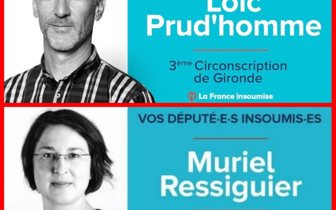 Comment deux députés « La France Insoumise » se sont-ils fait élire ?