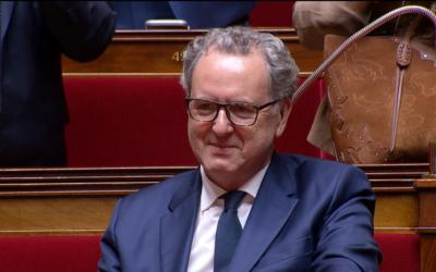 Richard Roudier demande au Président de l'Assemblée nationale de révoquer Muriel Ressiguier, Présidente de la Commission