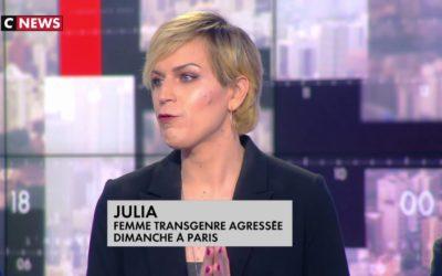Julia et l'Algérie