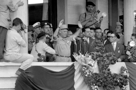Le 13 mai 1958 : histoire d'une trahison