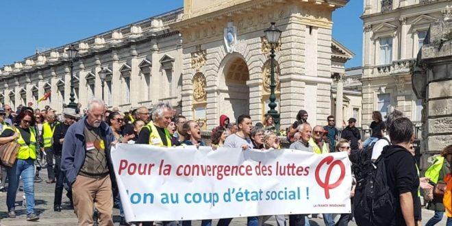 « Rentiers de la république »(1), tous les « anticapitalistes » du 1er mai ont voté Macron