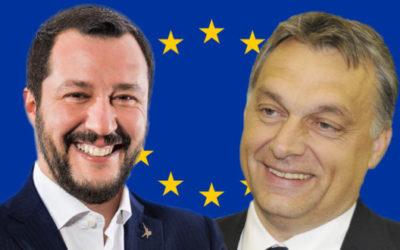 Européennes : La droite et la gauche face à la fracture socio-identitaire