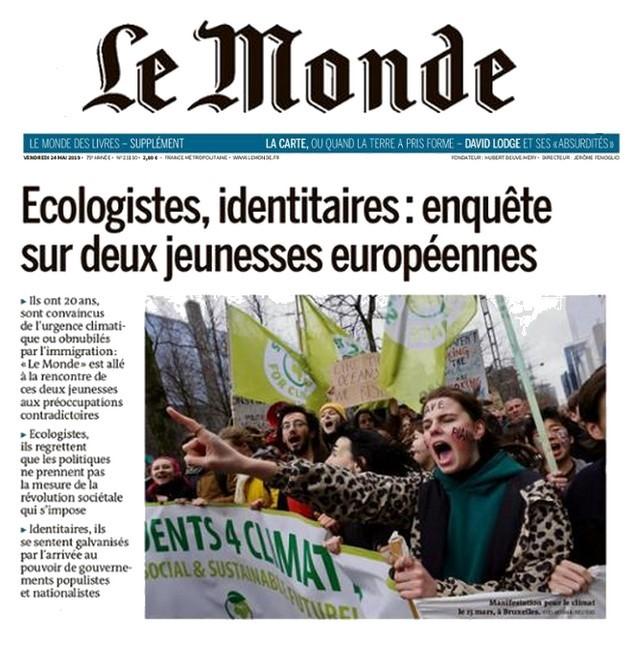 Ecologistes-Identitaires même combat !