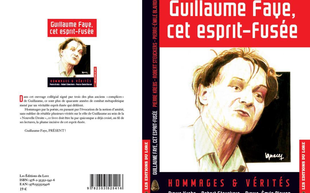 Guillaume Faye, cet esprit-fusée
