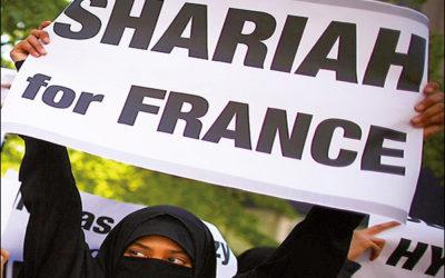 France en cours de transformation : Charia à tous les étages