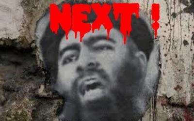 Je me réjouis de la mort de l'ordure Baghdadi, n'en déplaise au soumis Dénouveaux