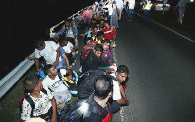Nouvelle ruée vers l'or : Bordeaux accueille les migrants avec « tapis rouge »