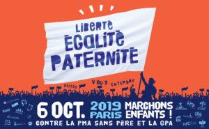 Dimanche 6 octobre – Paris : Marchons enfants