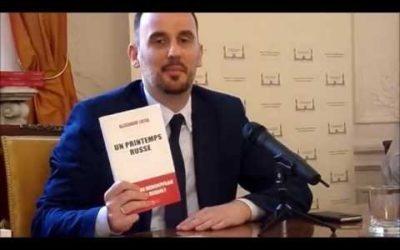 Russie : Alexandre Latsa analyse le « projet Poutine et Post Poutine » 2018-2024