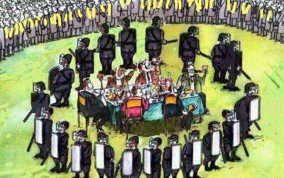 Les oligarques sont prêts à sacrifier l'économie réelle pour remplir leurs poches déjà pleines…