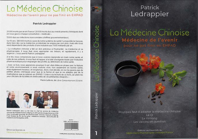 Patrick Le drappier médecine chinoise