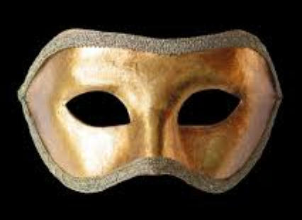 L'homme est un masque