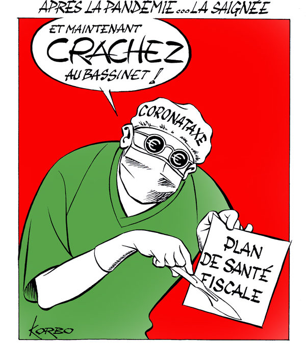 La France « en Marche » prête à se vendre aux banksters