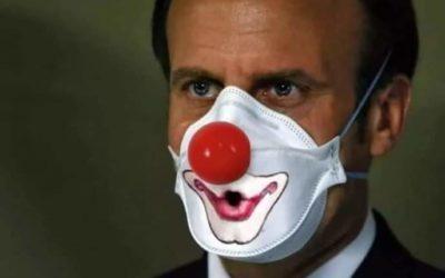 Coronavirus façon Macron : un incendie du « Bazar de la charité », puissance 100