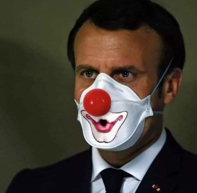 Coronavirus façon Macron