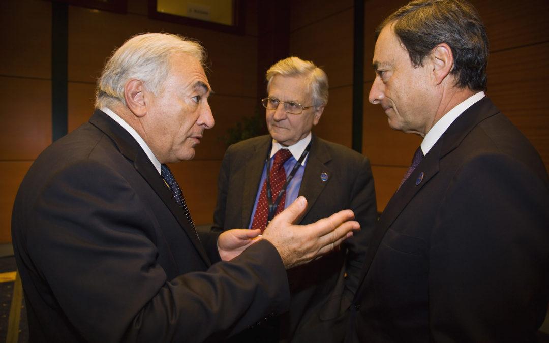 Strauss-Kahn le retour