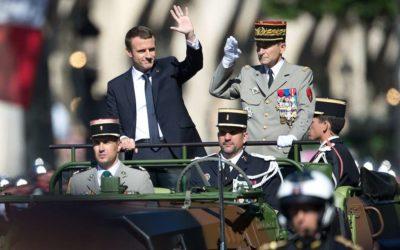« Nous sommes en guerre » disait Macron
