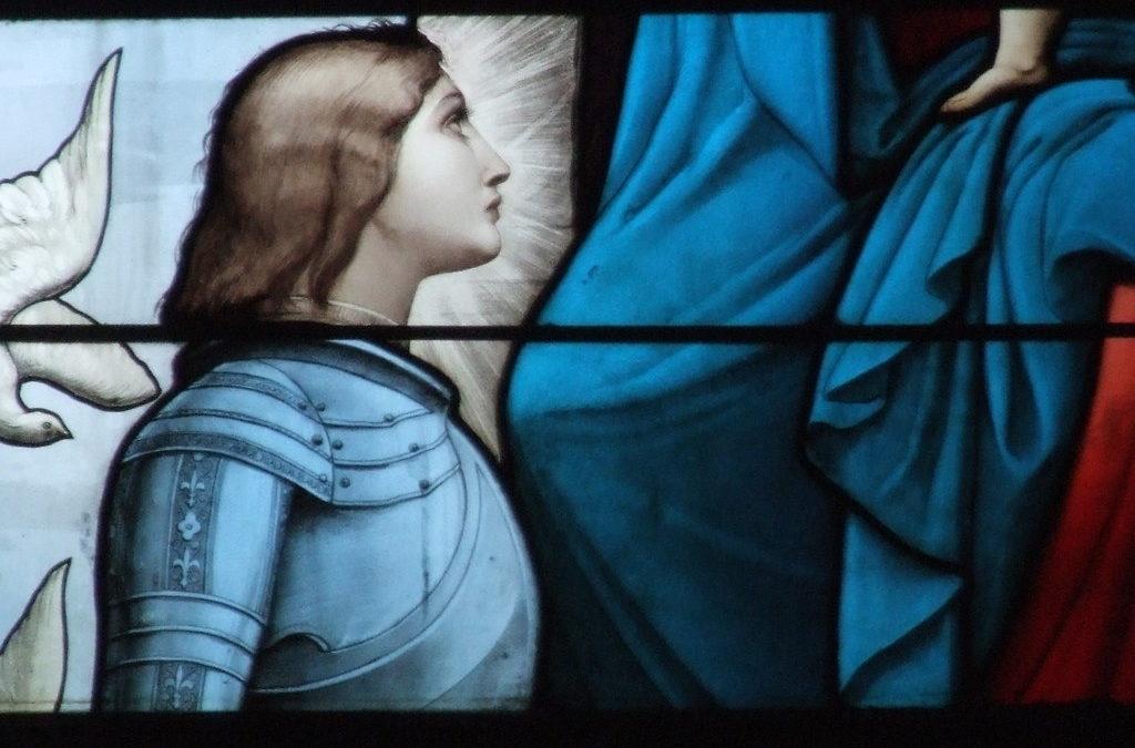 L'année Jeanne d'Arc
