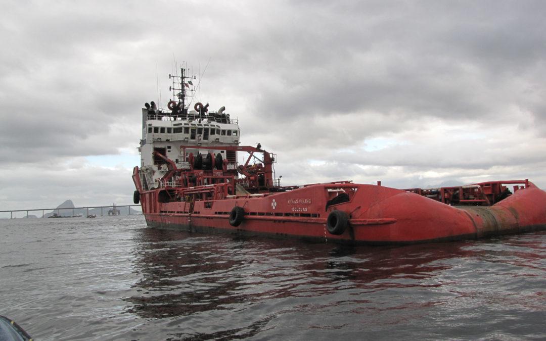 Bagarre générale sur l'Océan Viking