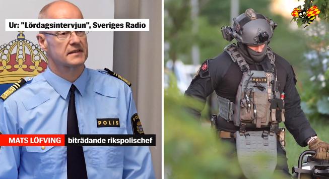 A Göteborg, des milices allogènes armées, installent des barrages pour contrôler les voitures qui entrent dans certains quartiers