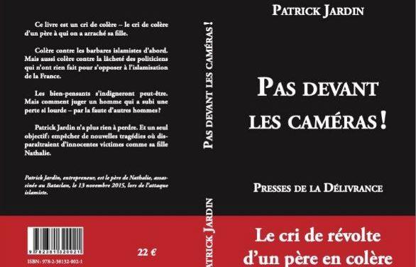 Patrick Jardin : le livre d'un père