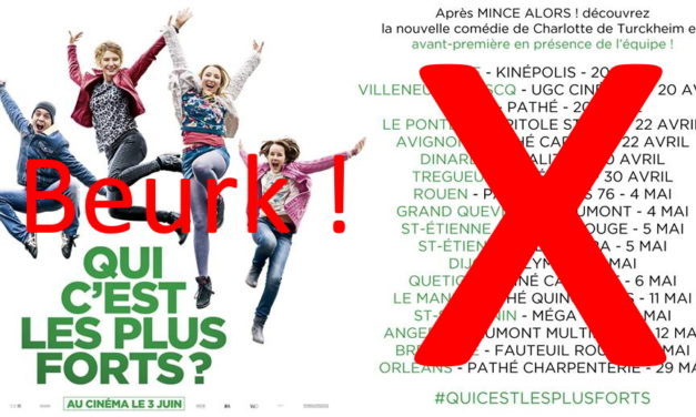 Cinéma français : une propagande insidieuse !