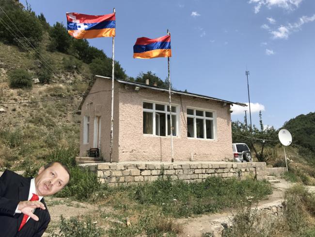 L'Arménie : « Un génocide au phosphore »